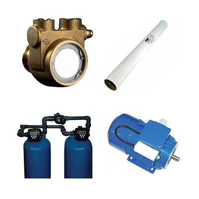 Vandens valymas ir filtravimas