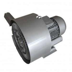 Sūkurinis oro siurblys, turbina, vakuuminis siurblys su dviem rotoriais SC2-4000 4KW