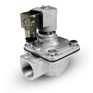 Impulsinis solenoidinis vožtuvas filtrui valyti 1 colio MV25T