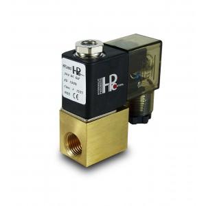 Solenoidinis vožtuvas 2V08 1/4 colio 230 V arba 24 V, 12 V