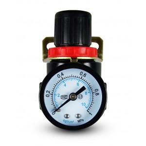Reduktoriaus reguliatoriaus manometras 1/4 colio AR2000