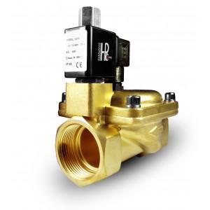 Solenoidinis vožtuvas 2K40 atidaryti NO 1 1/2 colio 230 V arba 12 V 24 V