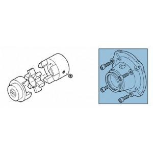 Sankaba + adapteris siurblio komplektui RO