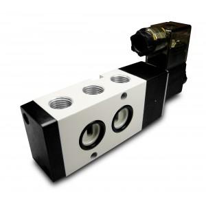 Solenoidinis vožtuvas 5/2 4V310 NAMUR pneumatiniams cilindrams