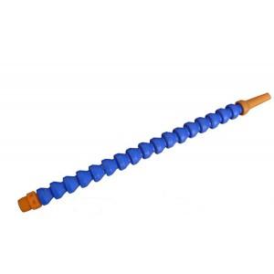 Segmentinė žarna, sujungta, antgalis apvalus, sriegis 1/4 colio 25 cm