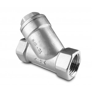 1/2 colio nerūdijančio plieno kampinis filtrų rinktuvas SS304