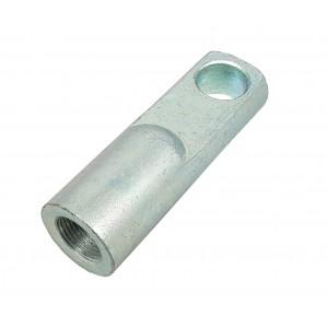 Jungties galvutė I M8 pavara 20 mm ISO 6432
