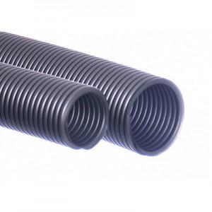 Dulkių siurblio žarna 38/40 mm sidabro 5m EVA