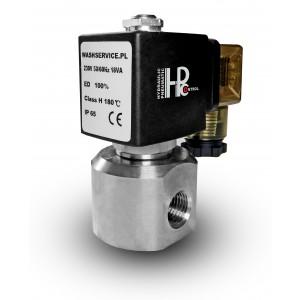Aukšto slėgio solenoidinis vožtuvas HP20 1/4 colio 230 V 12 V 24 V