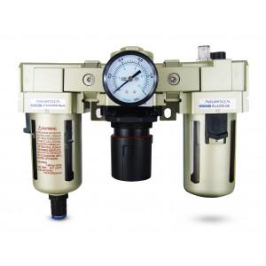 Filtro dehidratoriaus reguliatoriaus tepalas FRL 3/4 colio, nustatytas oro AC4000-06D