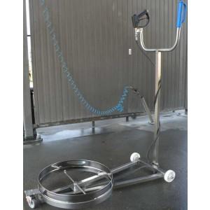 Automobilio važiuoklės plovimo įtaisas - automobilio važiuoklės plovimas