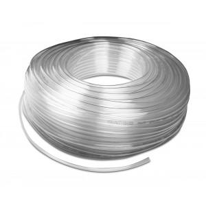 Poliuretano pneumatinė žarna PU 6/4 mm 1m perp.
