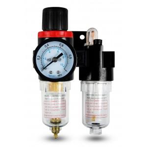 Filtro dehidratoriaus reguliatoriaus tepalas FRL 1/4 colio, nustatytas oro AFC2000